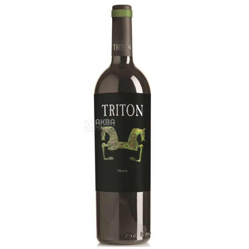 Ordonez Triton Mencia, Вино красное сухое, 0,75 л