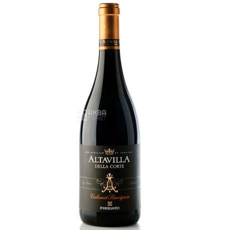 Firriato Altavilla della Corte, Вино красное сухое, 0,75 л