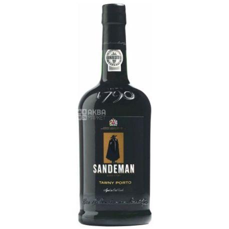 Sandeman Tawny, Вино красное сладкое, 0,75 л