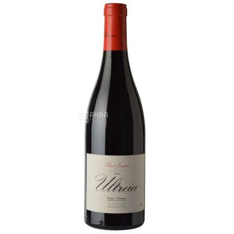 Raul Perez Ultreia Saint Jacquest 2016, Вино красное сухое, 0,75 л