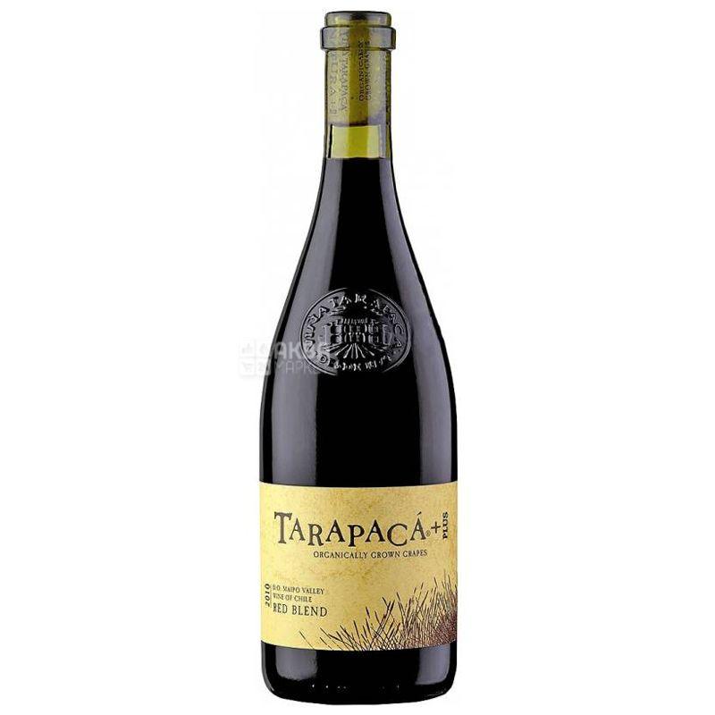 Tarapaca, Gran Reserva Organic Wine, Вино красное сухое, 0,75 л