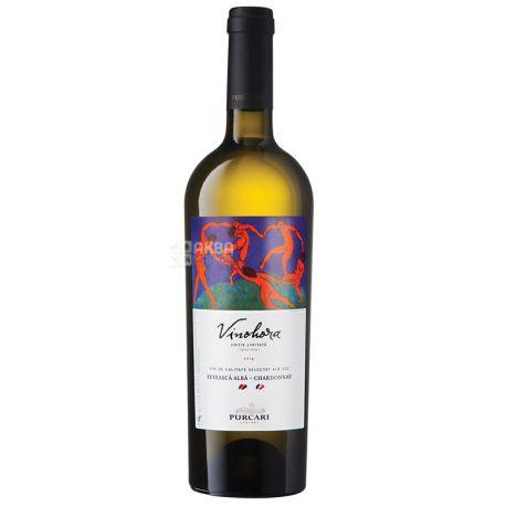 Purcari Vinohora Rara Neagra & Malbec, Вино красное сухое, 0,75 л