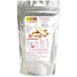 ScrapCooking, Sugar Glaze Mix, 500 g