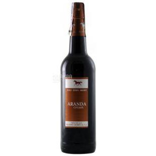 Bodegas Alvaro Domecq, Cream Aranda, Вино красное сладкое, 0,75 л