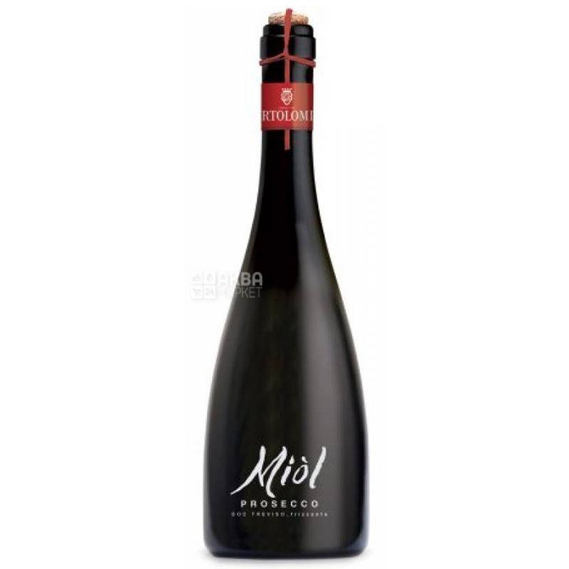Bortolomiol Miol Prosecco Treviso, Вино игристое, 0,75 л