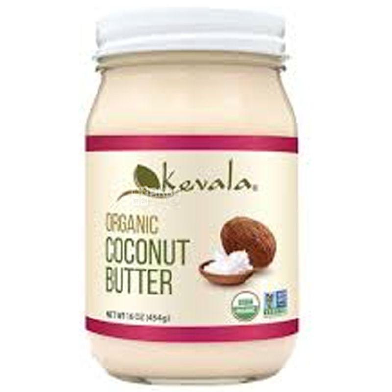 Kevala, Масло кокосовое органическое, 454 г