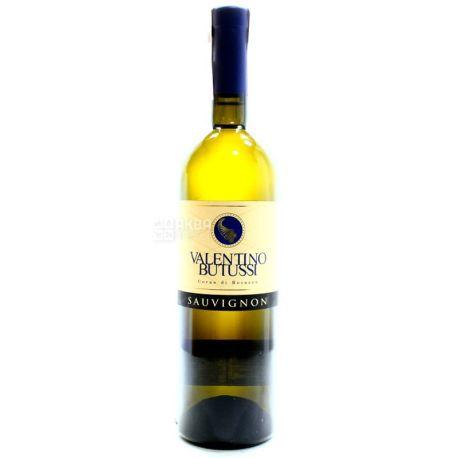 Valentino Butussi Sauvignon, Вино белое сухое, 0,75 л