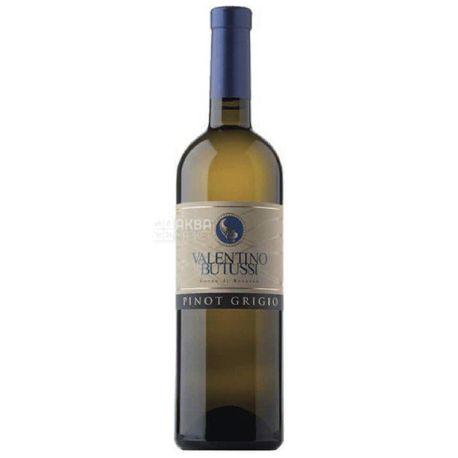 Valentino Butussi Pinot Grigio, Вино белое сухое, 0,75 л