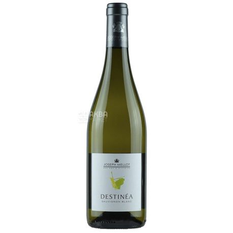 Joseph Mellot Destinea Sauvignon Blanc, Вино белое сухое, 0,75 л