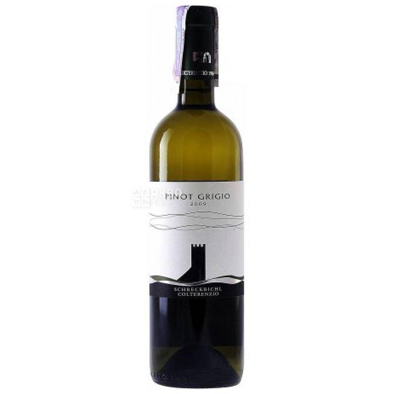 Colterenzio, Pinot Grigio Classic Line, Вино белое сухое, 0,75 л
