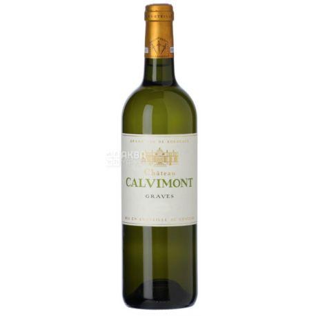 Chateau Calvimont, Blanc, Вино белое сухое, 0,75 л