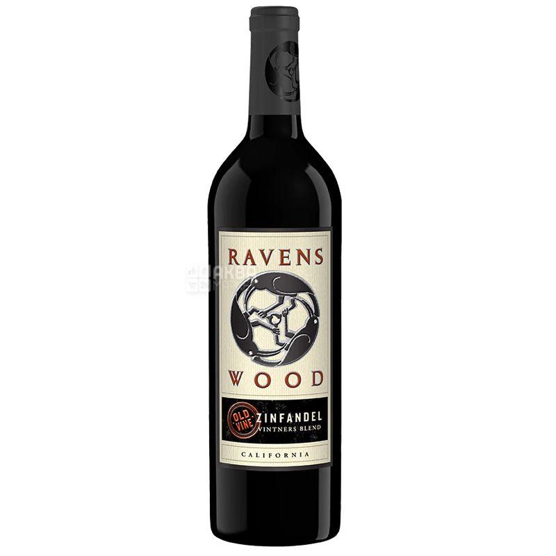 Ravenswood, Cabernet Sauvignon, Вино красное сухое, Vintners Blend, 0,75 л
