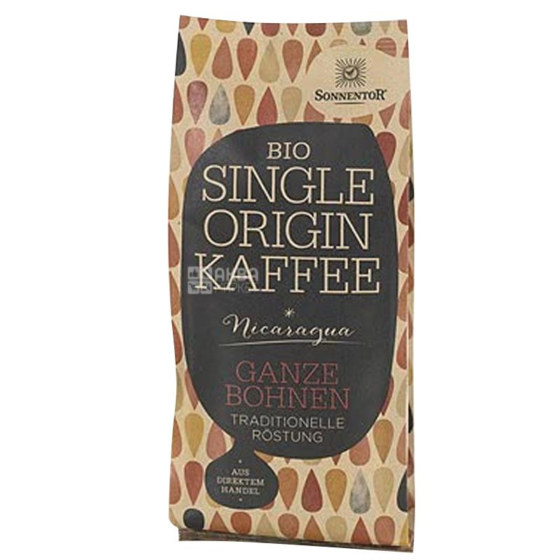 Sonnentor, Кофе в зернах Bio Single Origin Coffee Никарагуа, 250 г