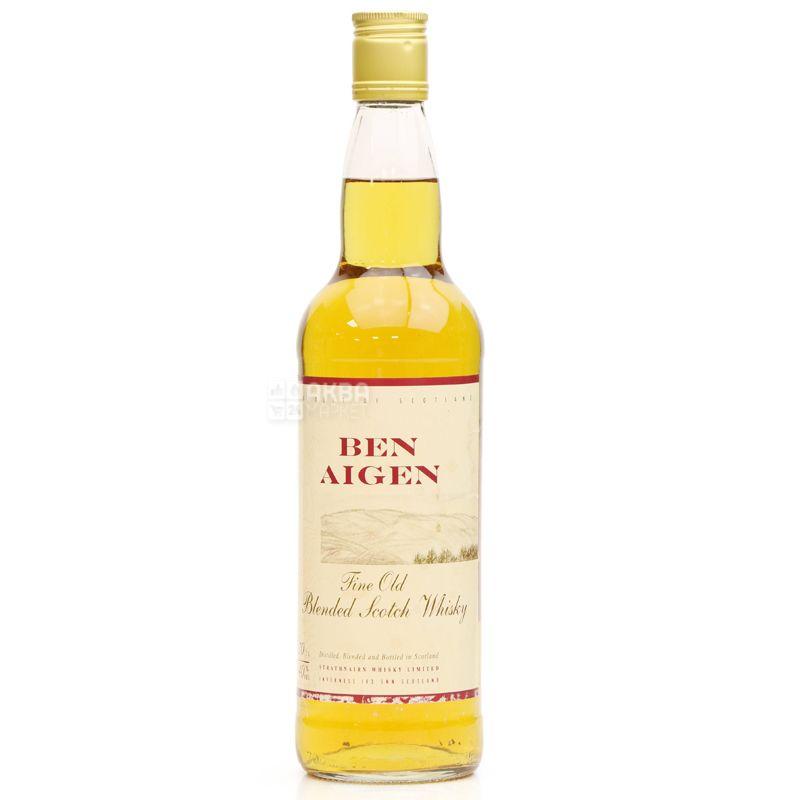 Gordon & MacPhail Ben Aigen, Виски, 40 %, 0,7 л