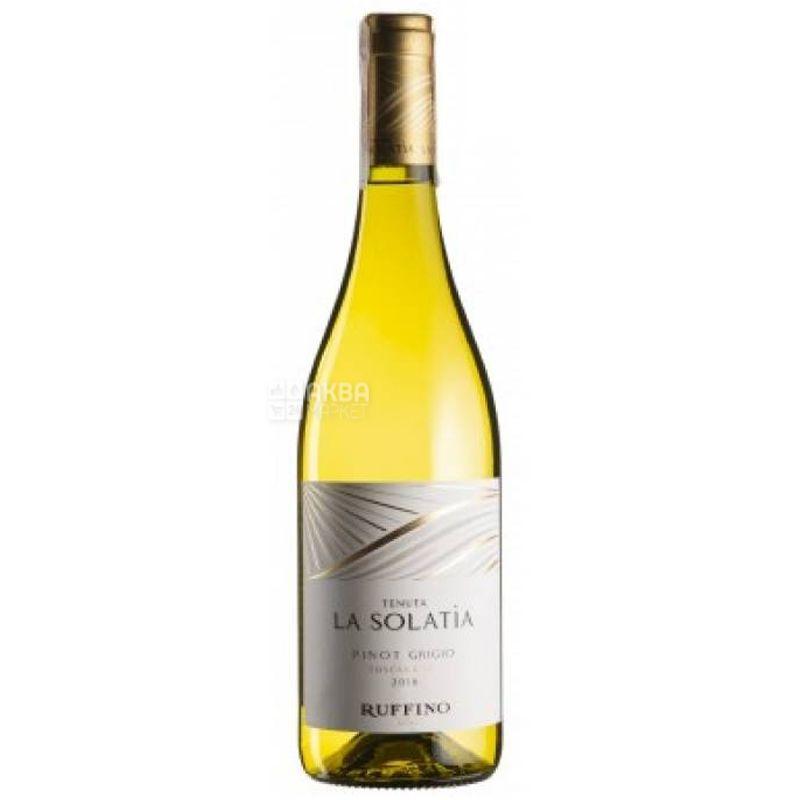 Ruffino, Вино белое сухое La Solatia Pinot Grigio, 0,75 л
