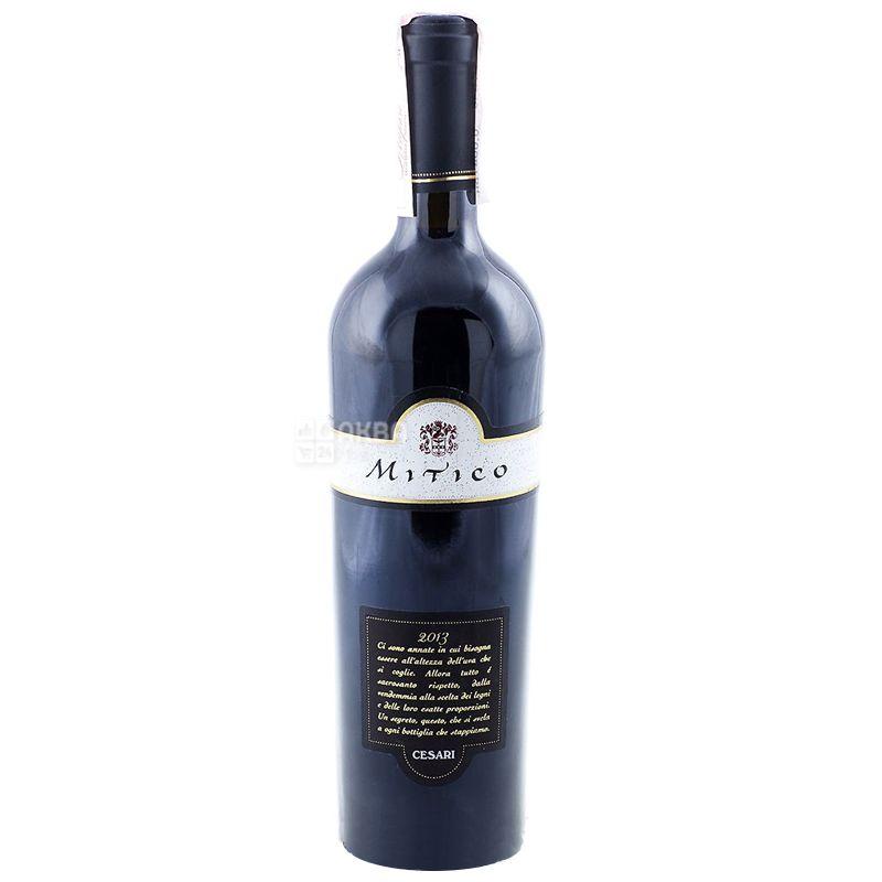 Cesari, Вино красное полусухое Mitico Merlot delle Venezie, 0,75 л