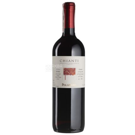 Poliziano, Вино красное сухое Chianti 2016, 0,75 л