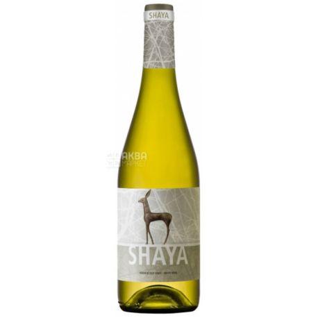 Bodegas y Vinedos Shaya, Вино белое сухое Shaya, 0,75 л