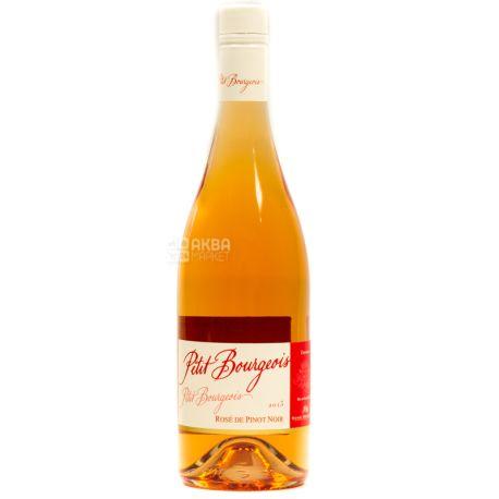Petit Bourgeois Rose de Pinot Noir, Henri Bourgeois, Вино розовое сухое, 0,75 л