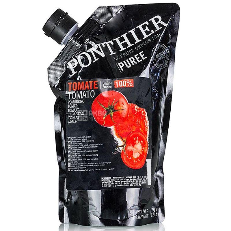 Ponthier, Пюре Помидор охлажденное, 1 кг