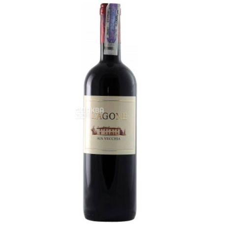 Lagone, Aia Vecchia, Вино червоне сухе, 0,75 л