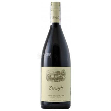 Zweigelt Willi, Brundlmayer, Вино красное сухое, 1 л