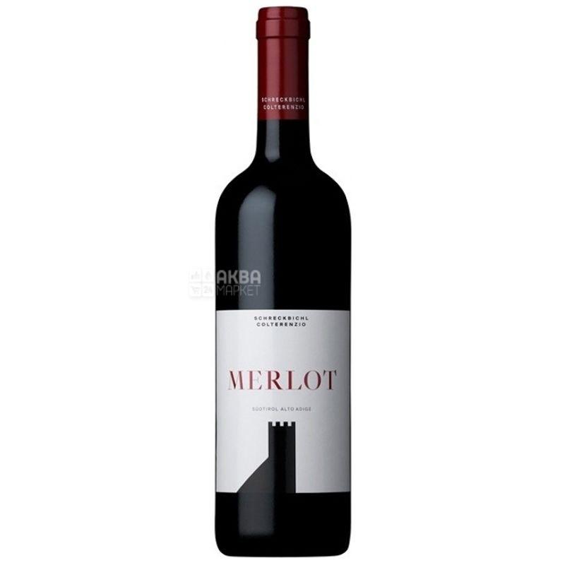 Colterenzio, Merlot Classic Line,Вино красное сухое, 0,75 л