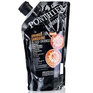 Ponthier, Пюре фруктове охолоджене, Червоний апельсин, 1 кг