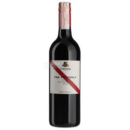 Footbolt Shiraz, d'Arenberg, Вино красное сухое, 0,75 л