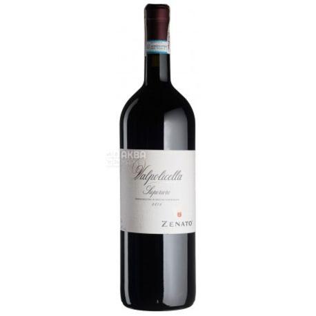 Valpolicella Superiore, Zenato, dry red wine, 0.75 l