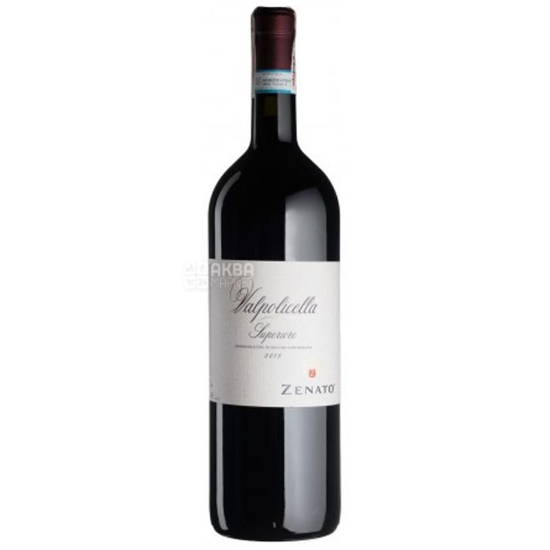 Valpolicella Superiore, Zenato, Вино червоне сухе, 0,75 л