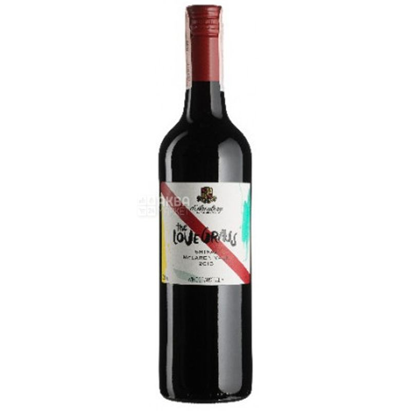 Love Grass Shiraz, d'Arenberg, Dry red wine, 0.75 L