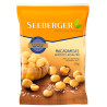 Seeberger, Macadamia salted roasted kernels, 125 g