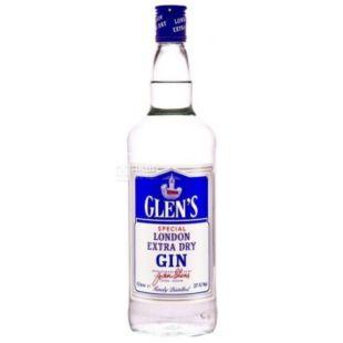Glen's Gin, Gin, 1 l