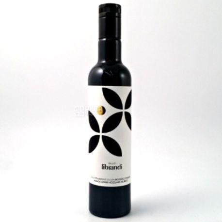 Librandi, Масло оливковое Extra Virgin, Ночеллара дель Беличе, органическое, моносортовое, 0,25 л