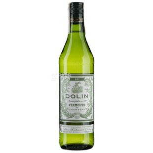 Dolin Dry, Vermouth, 0.75 L