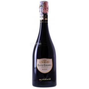 Cleto Chiarli Rose Brut, Pink sparkling wine, dry, 0.75 l