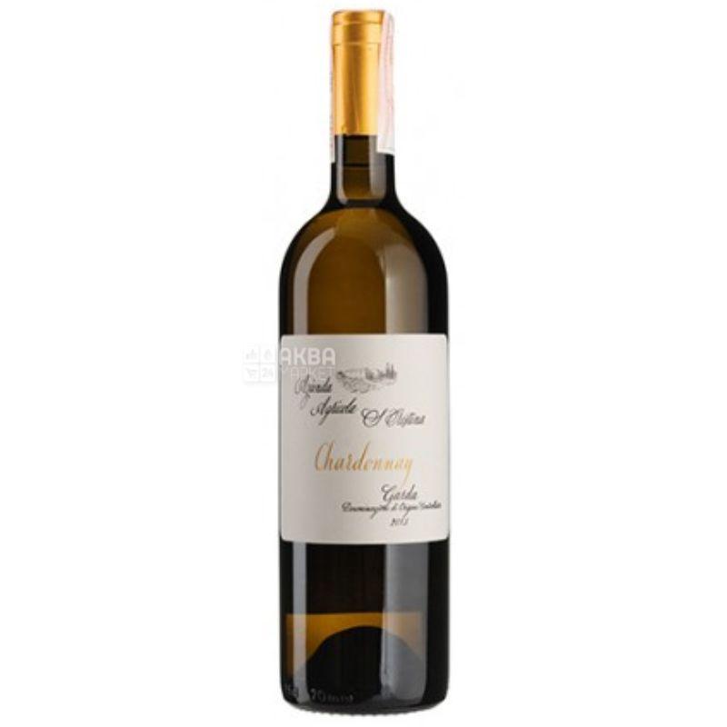 Zenato Chardonnay Garda, Вино белое сухое, 0,75 л