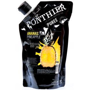 Ponthier, Пюре Ананас охлажденное, 1 кг