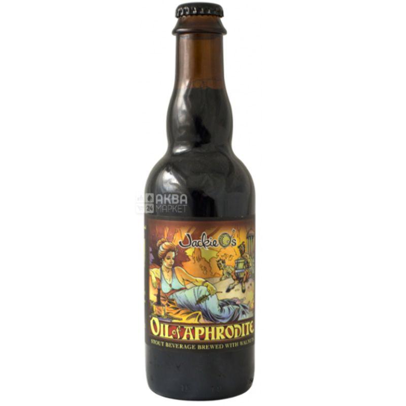 Jackie O's Pub & Brewery, Пиво темное, 0,375 л