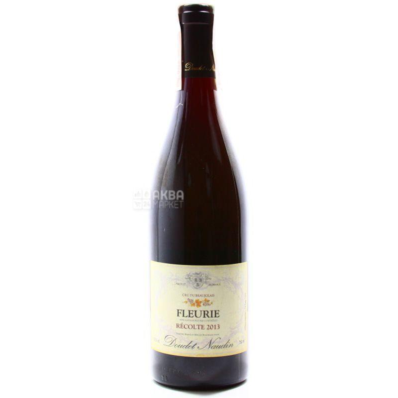 Fleurie, Doudet Naudin, Вино червоне сухе, 0,75 л