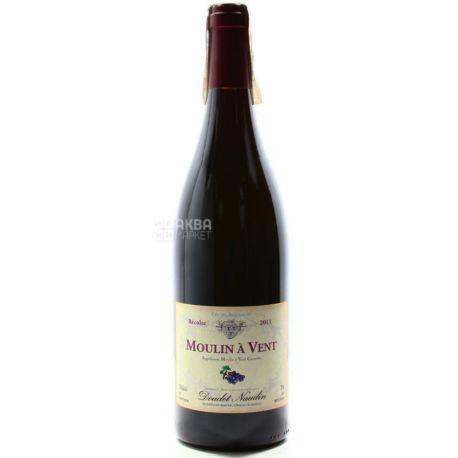 Moulin A Vent, Doudet Naudin, Вино червоне сухе, 0,75 л