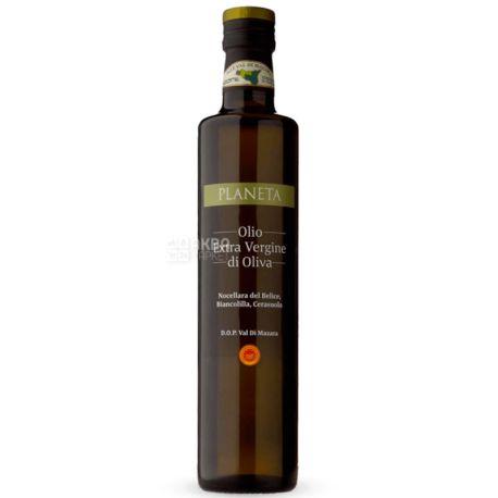 Planeta, Масло оливковое органическое Extra Virgin, 500 мл