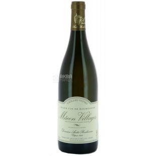 Domaine Andre Bonhomme, Вино біле сухе, Macon Villages Vieilles Vignes, 2017, 750 мл