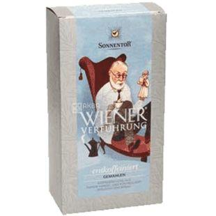 Sonnentor, Кофе органический молотый без кофеина, Меланж-Искушение Вены, 500 г