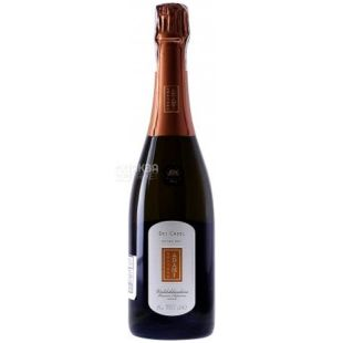 Adriano Adami, Игристое белое экстра-сухое вино, Dei Casel, 0,75 л