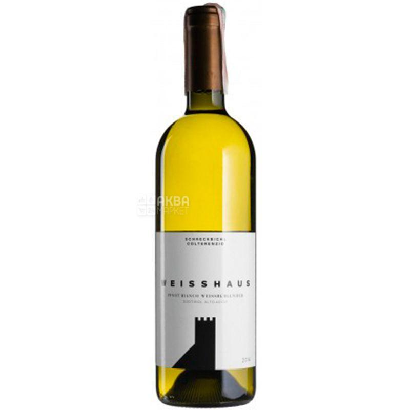 Colterenzio, Вино біле сухе, Pinot Bianco Weisshaus Praedium Selection, 750 мл