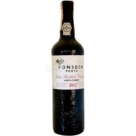 Fonseca, Dry Red Wine, Terra Prima Organic Porto, 750 ml