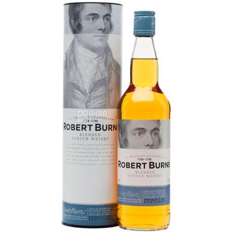 Arran Robert Burns, Tube, Whiskey, 700 ml