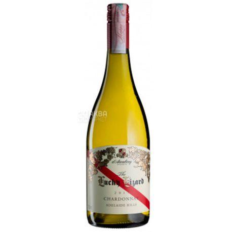 d'Arenberg, Lucky Lizard Chardonnay 2017, Вино белое сухое, 0,75 л
